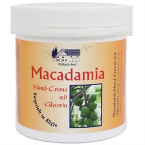 Håndcreme med Macadamia - 250 ml