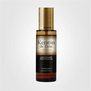 Udsalg! Keratin de Luxe plejende hårolie