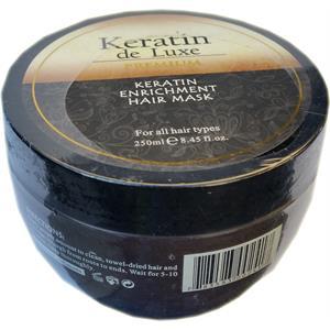 Keratin de Luxe Hårmaske 250 ml