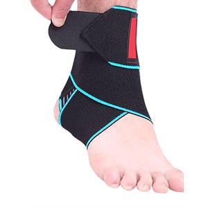 Ankel elastikbind - til svage og skadede ankler. 1 stk.