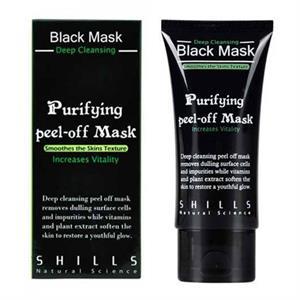 Shills Black Mask ansigtsmaske