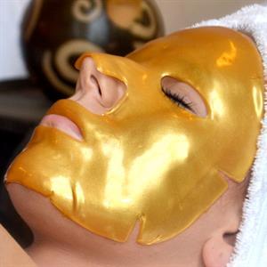 Ansigtsmaske Guld Opfrisk Huden