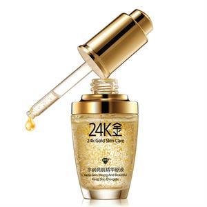 24K serum med aktivt guld - 30 ml.