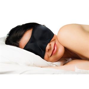 3D Sovemaske - til hverdag, rejser og powernap.