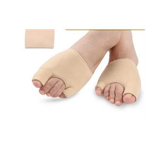 Dobbelt knystbeskytter med silikone - 1 par.