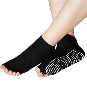 Yoga-/Pilates Sok med Anti-slip - 1 par.