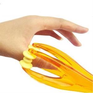 Dual-Roller Fingermassage - 1 stk.
