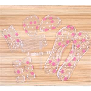6 i 1 sampak med gel fodsprodukter.