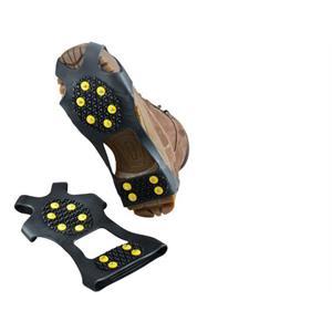 Halkskydd till sko med 10 broddar - 1 par.