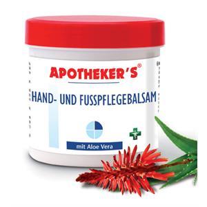 Hånd- og Fodbalsam med Aloe Vera - 250 ml.