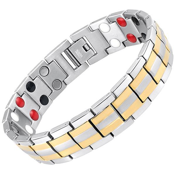 soelv-med-double-gold-stribe-magnetarmbaand-.jpg