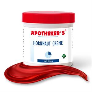 Hornhud Creme med Urea - 250 ml.