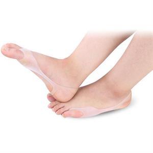Gel tåelastik med knystbeskytter - 1 par (str. 35-39)