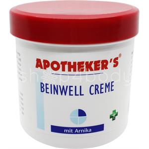 Comfort Creme med Arnica - 250 ml.