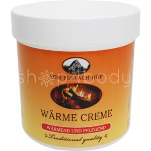 Värmande Kräm - 250 ml.