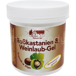 Hestekastanje Creme/Gel - 250 ml.