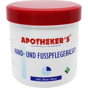 Hand- och fotbalsam med Aloe Vera - 250 ml.