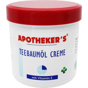 Tea Tree Oli Creme - 250 ml.