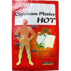 Smertestillende Urte Plaster - 1 stk.