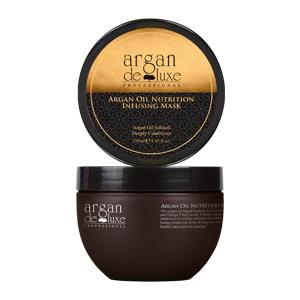Udsalg! Argan de Luxe Oil Nutrition Mask