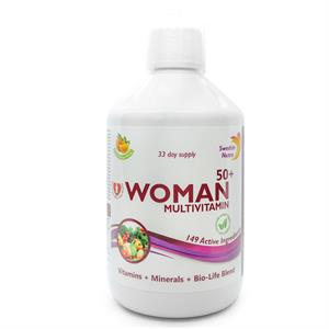 Woman 50+ Multivitamin - 500 ml.