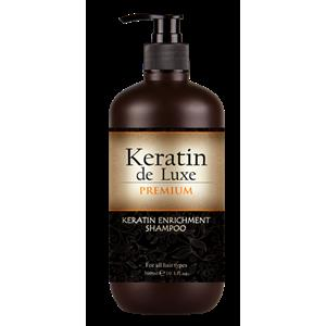 Udsalg! Keratin de Luxe Shampoo