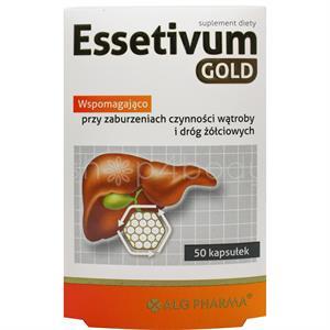 Essetivum Gold - 50 tabletter.