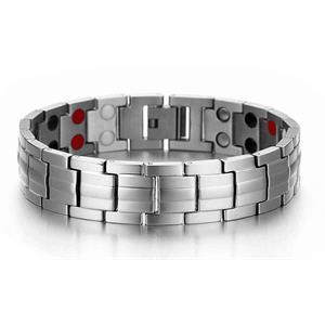 Klassisk Titanium Magnetarmbånd.