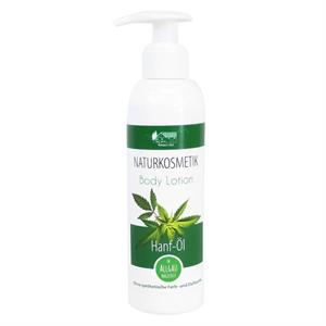 Body Lotion med Hampaolja - 200 ml.