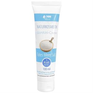 Dead Sea Salt Creme - 100 ml.