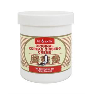 Koreansk Ginseng Creme - 500 ml.