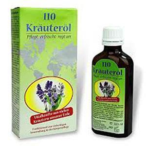 110 Kräuterolie - 100 ml.