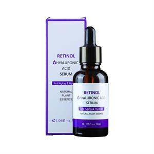 Retinol Hyaluron Serum (2,5% Vitamin A) - 30 ml.