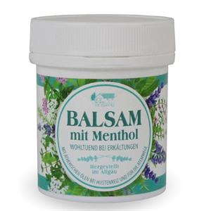 Balsam med Menthol - 125 ml.