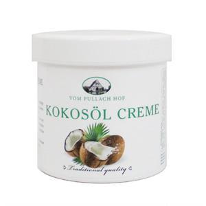 Kokosnøddeolie Creme - 250 ml.