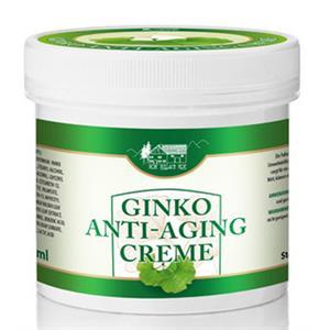 Ginko Anti-Age Creme - 125 ml.