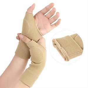 Håndledsbeskytter med Silikone - 1 par.