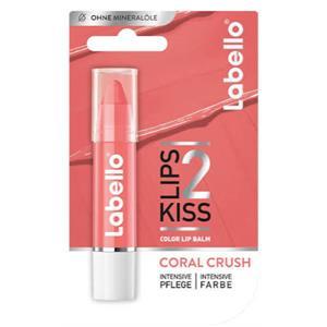 Labello Lipstick - Coral Crush