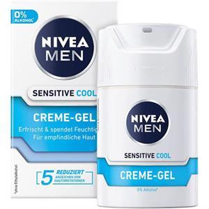 Nivea Sensitive Cool Dagkräm till män - 50 ml.