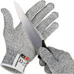Skærefaste Handsker - Anti-cut materiale.
