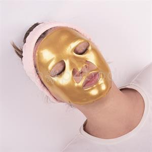 Ansiktsmask Guld - Friska upp huden